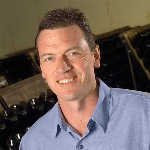 Andrew Körner, CEO & Chief-Winemaker