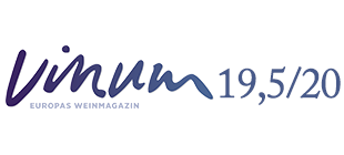 Vinum - Europas Weinmagazin 19,5/20 Points and 3 Stars