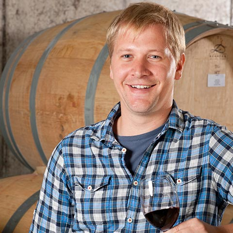 Winemaker Stuart Botha