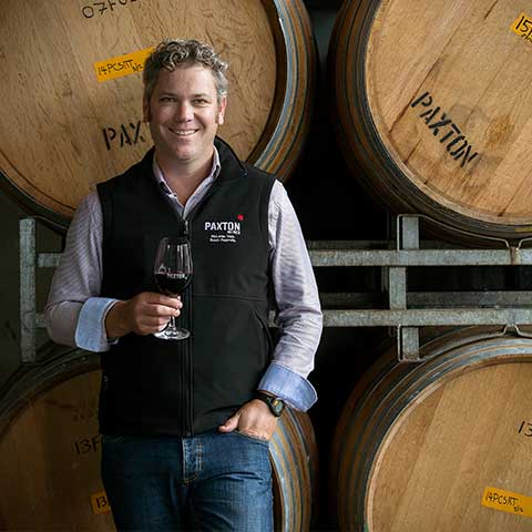 Richard Freebairn, Chief Winemaker