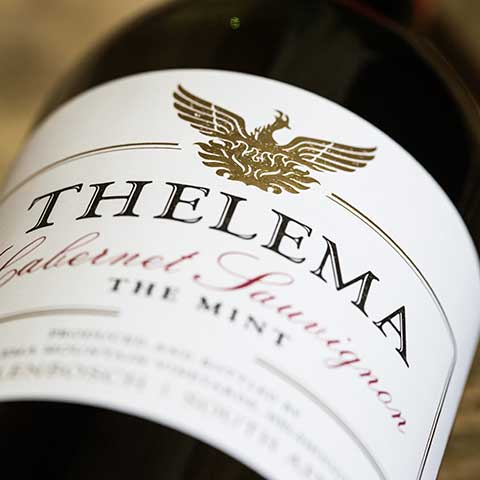 Thelema Cabernet Sauvignon The Mint