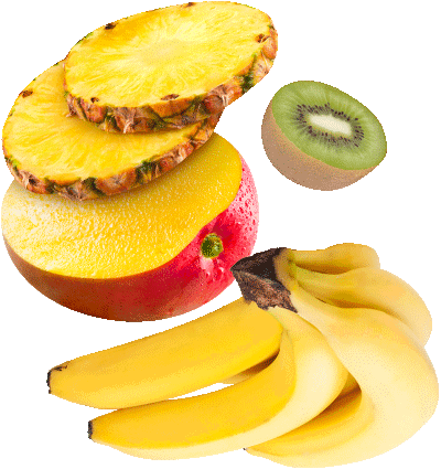 ... exotic fruits