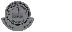 Concours Mondial Bruxelles Silber Medaille