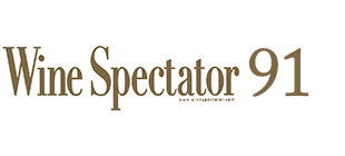 Wine Spectator 91 Points