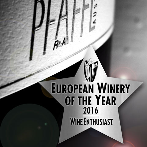 Weingut R&A Pfaffl - European Winery of the year