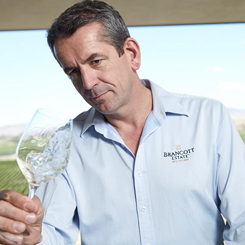 Chief Winemaker Patrick Materman